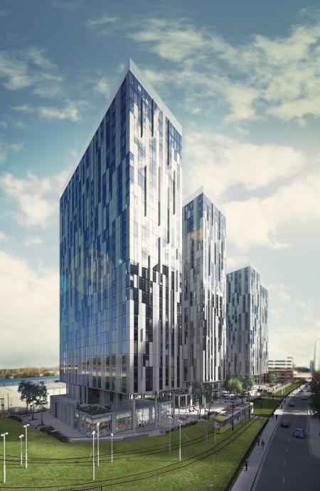 X1 Media City, Manchester